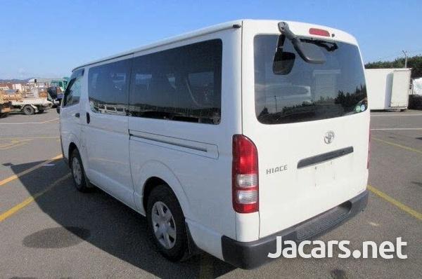2016 Toyota Hiace Bus-4