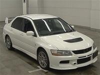 Mitsubishi Evolution 2,0L 2006
