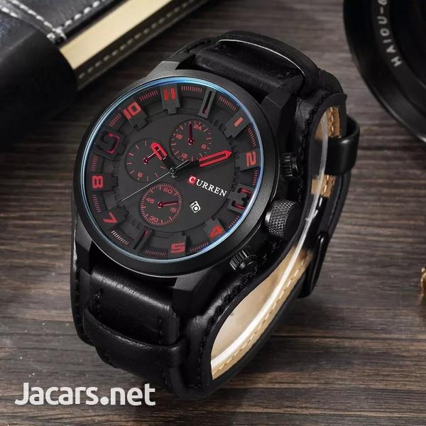 Curren Military Watch - Fashion Tachometer-2