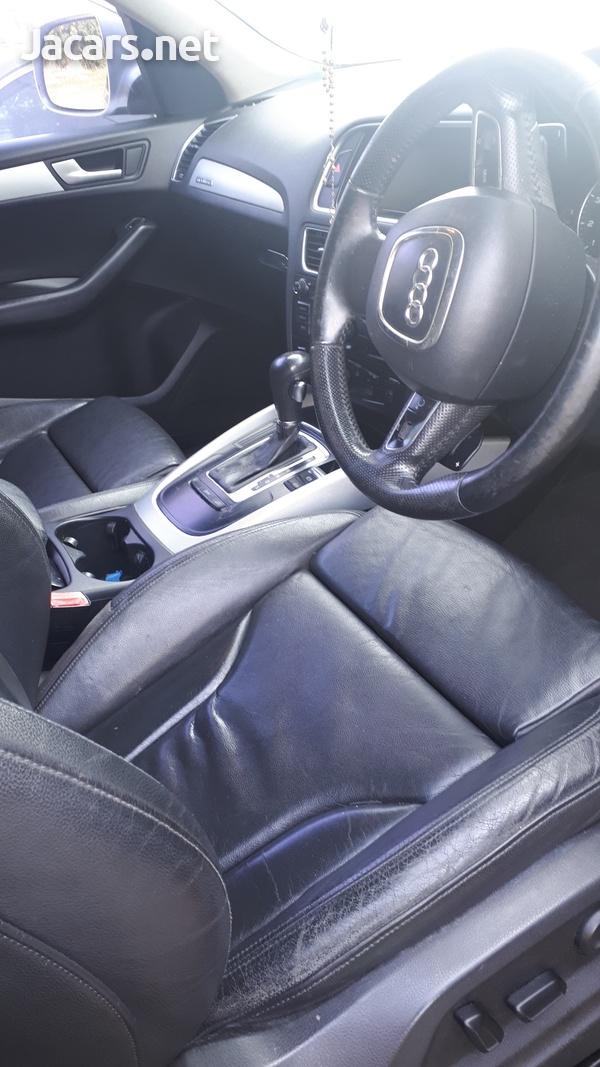 Audi Q5 2,5L 2012-3