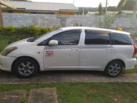 Toyota Wish Electric 2009