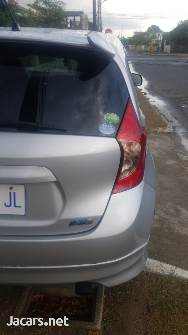 Nissan Note 1,2L 2013-5