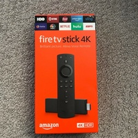Unlocked FireTV Stick HD with Alexia- Programmed