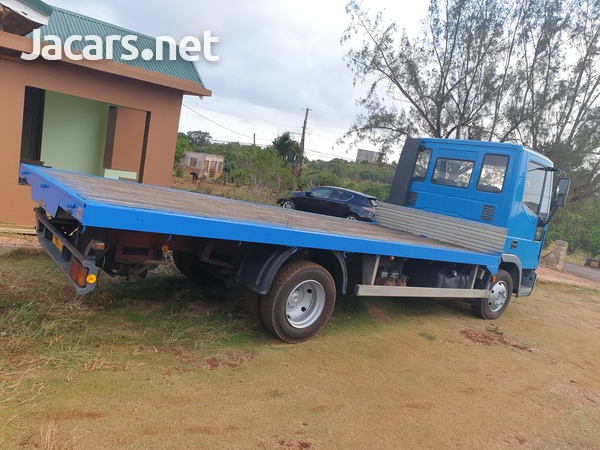 1999 Ford Iveco Flat Bed-3
