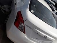 Nissan Latio 1,2L 2013