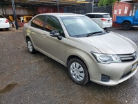 Toyota Axio 1,7L 2012