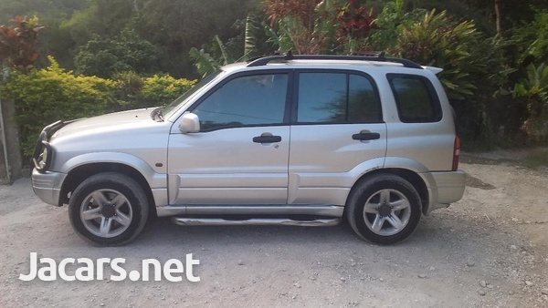Suzuki Grand Vitara 2,5L 2000-2