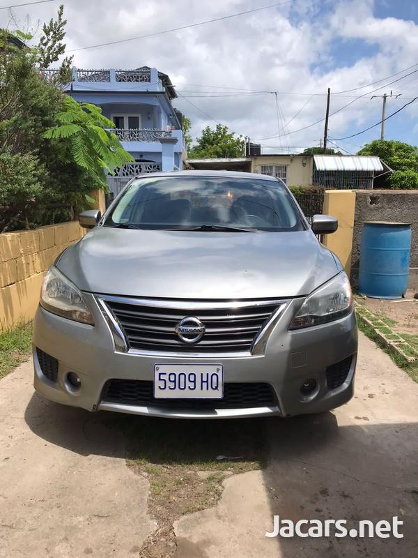 Nissan Sentra 1,8L 2013-1