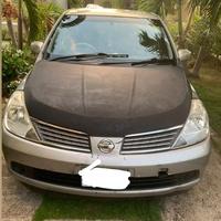 Nissan Tiida 1,4L 2007