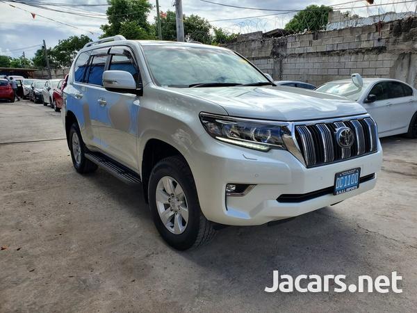 Toyota Land Cruiser Prado 2,7L 2018-1