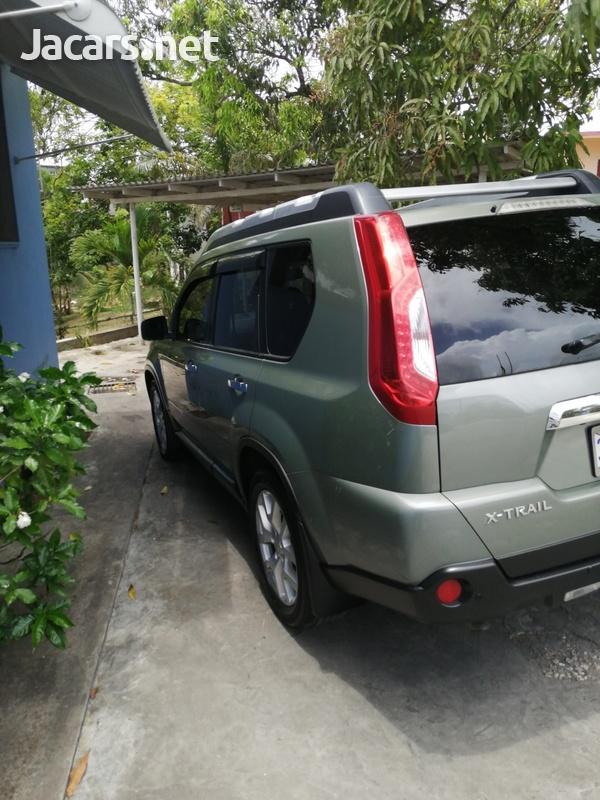 Nissan X-Trail 2,5L 2013-8