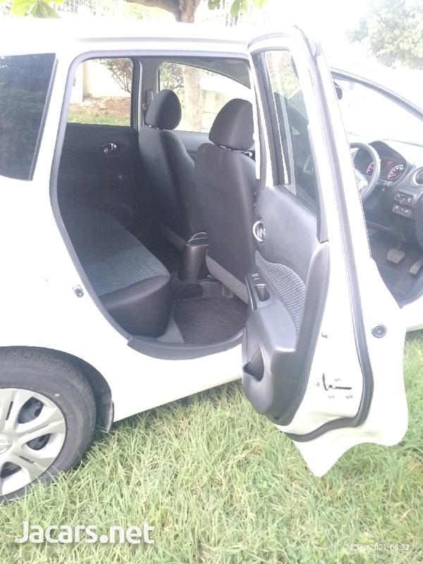Nissan Note 1,2L 2015-10
