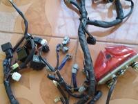 Suzuki gsxr wire harnesse an computer