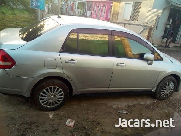 Nissan Tiida 1,7L 2008-12