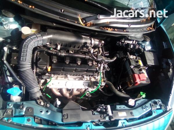 Suzuki Swift 1,5L 2017-8