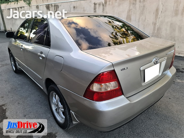 Toyota Corolla 1,5L 2002-4