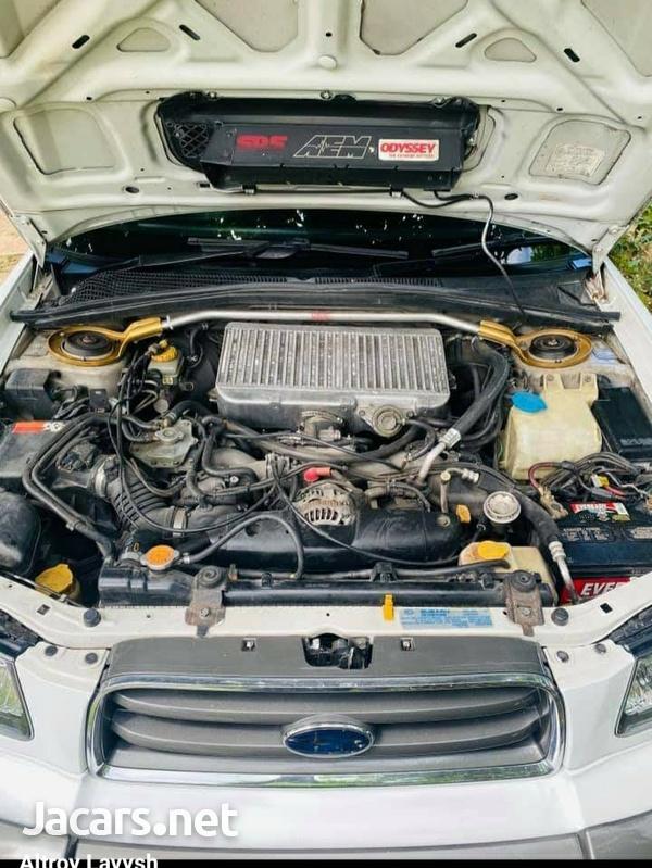 Subaru Forester 1,9L 2004-3
