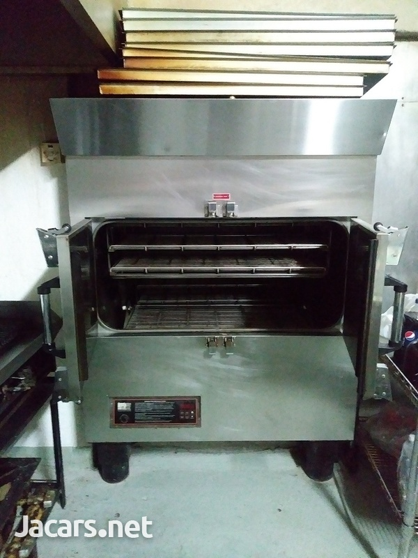 Rotary oven-5
