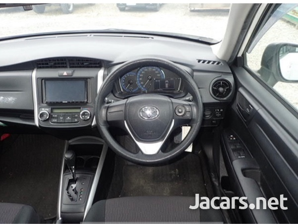 Toyota Fielder 1,5L 2016-12