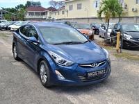 Hyundai Elantra 1,9L 2014