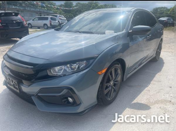 Honda Civic 1,5L 2020-3