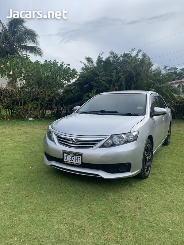 Toyota Allion 1,8L 2013-10