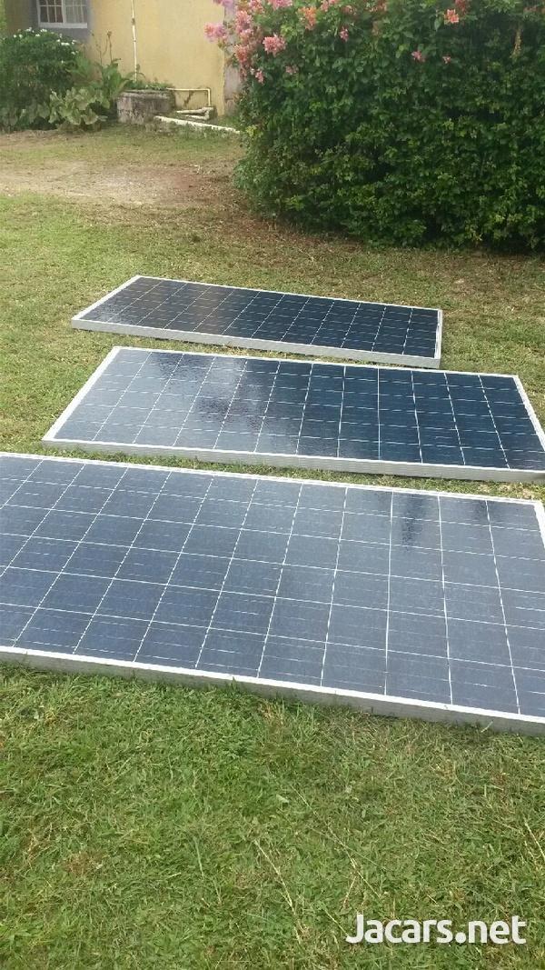 280watt Panels. 8.6amps-1