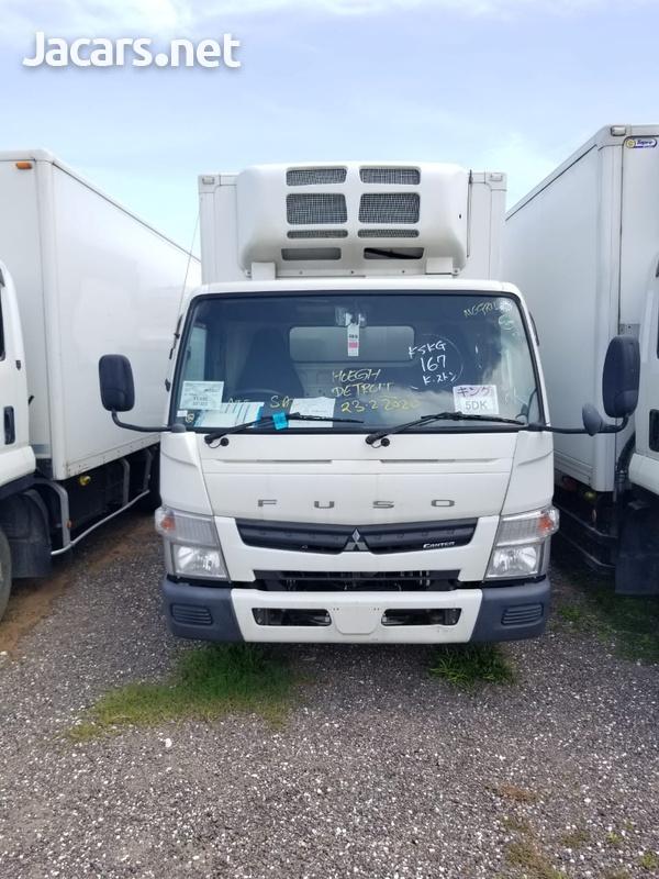2014 Mitsubishi Fuso Truck-1