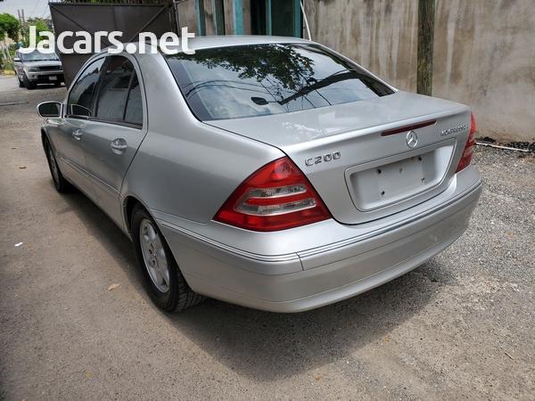 Mercedes-Benz C-Class 2,0L 2003-2