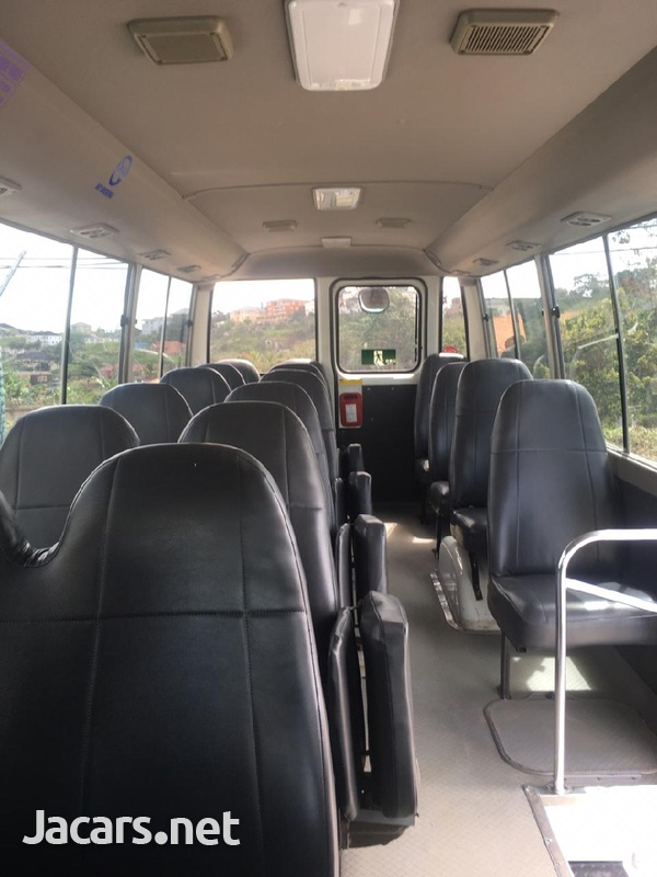 2007 Toyota Coaster Cubby Bus-4