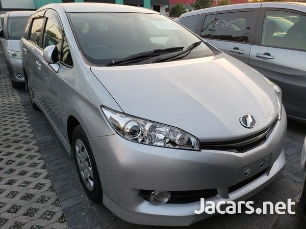 Toyota Wish 1,8L 2014-1