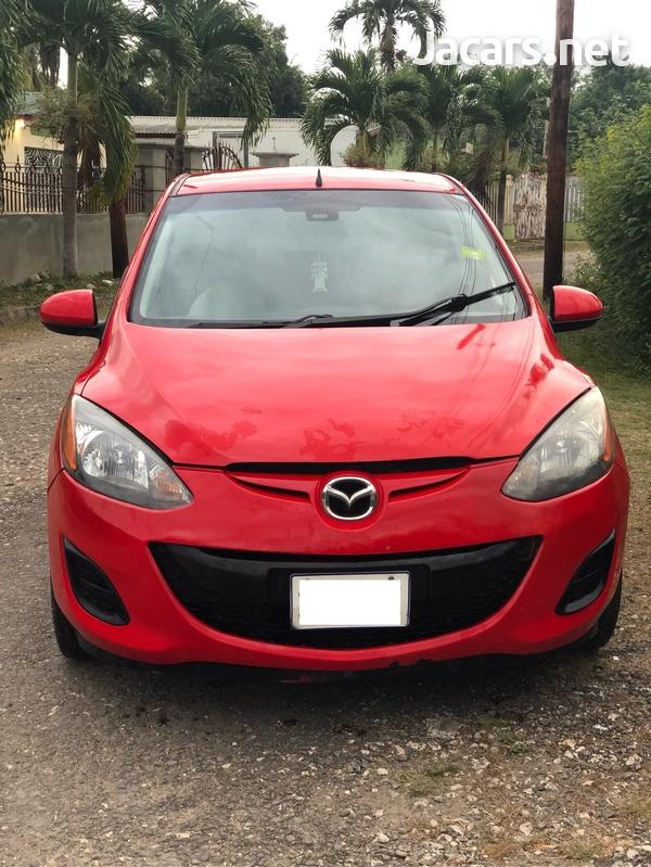 Mazda 2 1,5L 2012-1