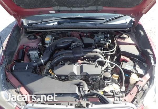 Subaru Impreza 2,0L 2012-7