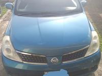 Nissan Tiida 1,8L 2006