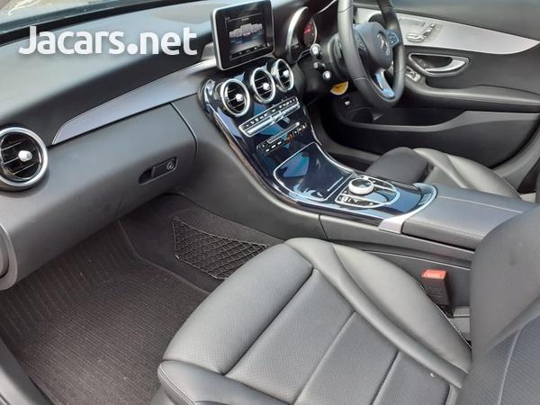 Mercedes-Benz C-Class 2,0L 2018-14
