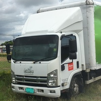 2013 Izuzu Box Truck