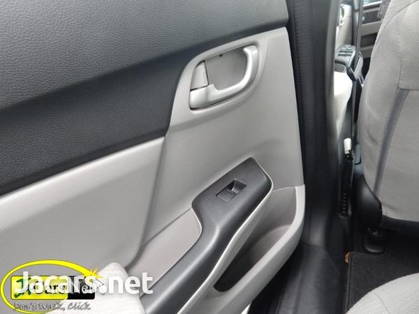 Honda Civic 1,6L 2013-5