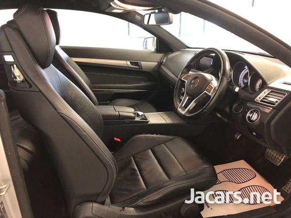 Mercedes-Benz E-Class 2,5L 2014-5