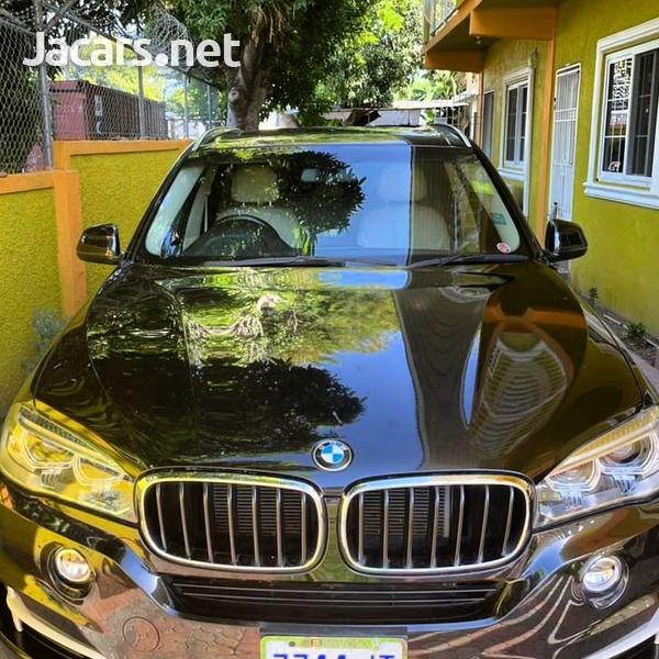 BMW X5 2,0L 2016-1