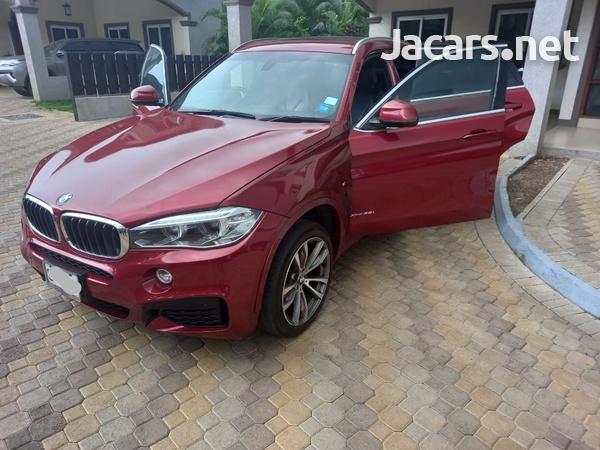 BMW X6 3,5L 2015-8