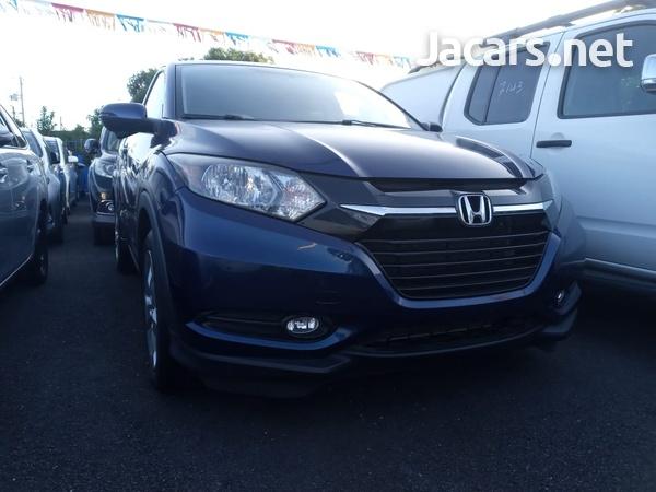 Honda HR-V 1,5L 2016-1