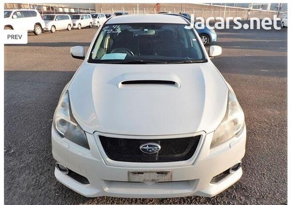 Subaru Legacy 2,0L 2013-1