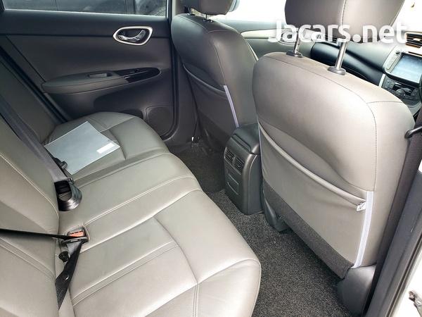 Nissan Sylphy 1,6L 2014-11