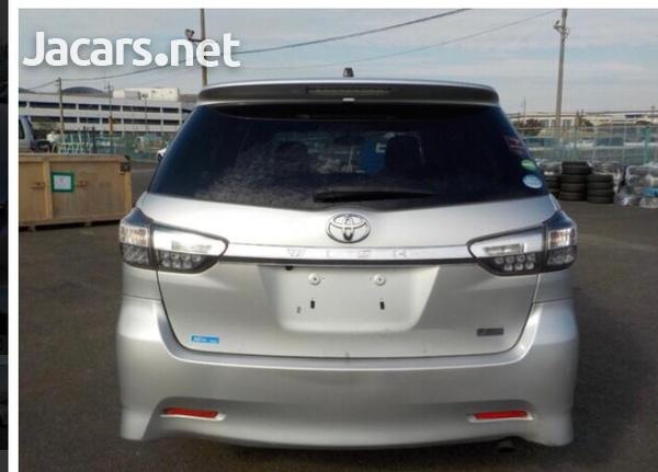 Toyota Wish 1,8L 2015-5