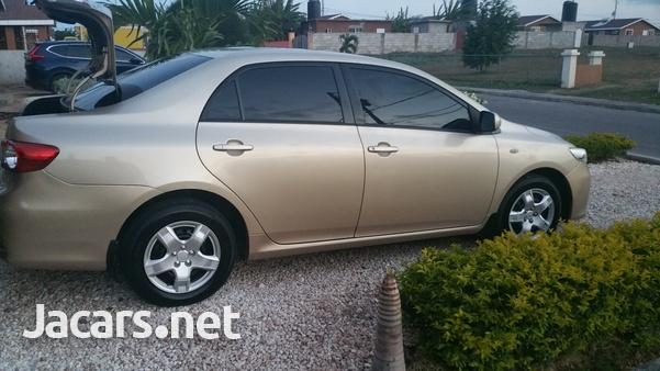 Toyota Corolla XLi 1,8L 2012-5