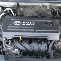 3zzz Toyota altis engine and gear box complete