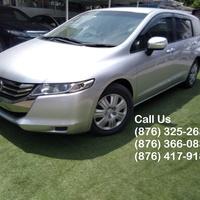 Honda Odyssey 3,5L 2013