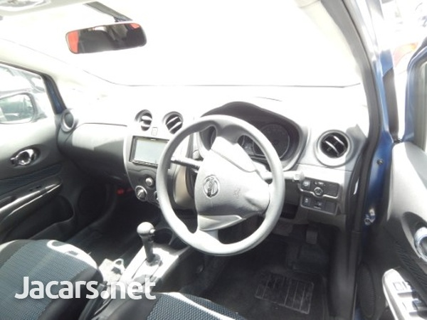 Nissan Note 1,3L 2014-4