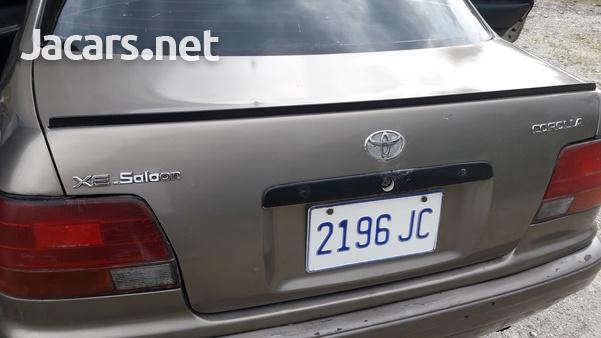 Toyota Corolla 1,5L 1997-8