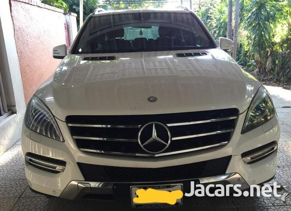 Mercedes-Benz M-Class 3,5L 2014-2